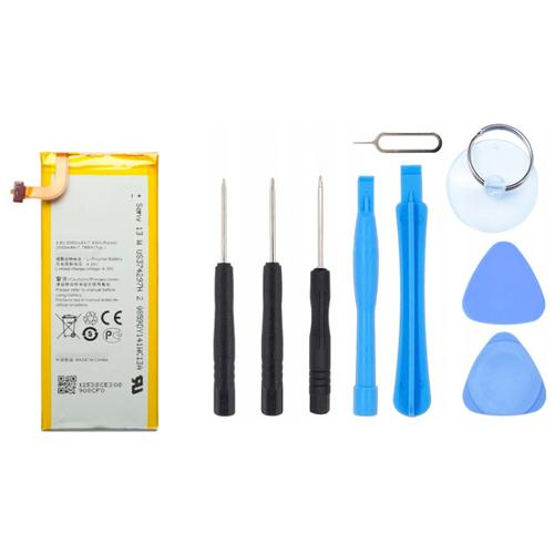 Аккумулятор Wewo HB3742A0EBC для Huawei Ascend P6/G6/G630 (2050мАч) + набор инструментов для самостоятельной замены