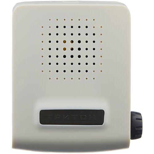 Звонок ТРИТОН Сверчок СВ-03Р электронный проводной (количество мелодий: 1)