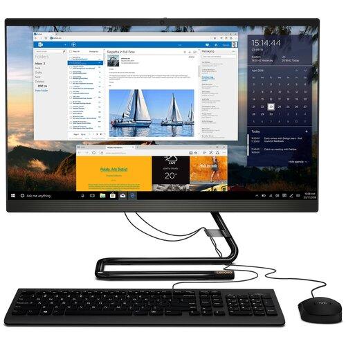 """Моноблок Lenovo IdeaCentre AIO 3 24IIL5 F0FR002TRK Intel Core i3-1005G1/4 ГБ/SSD/1024 ГБ/Intel UHD Graphics/23.8""""/1920x1080/DVD-RW/Windows 10 Home 64"""