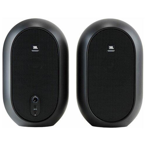 Полочная акустическая система JBL 104 black