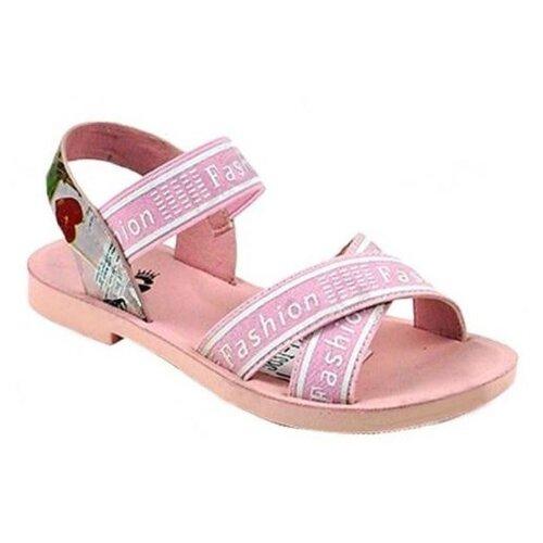 Сандалии B&G размер 33, розовый