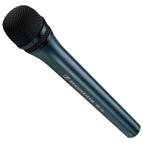Микрофон Sennheiser MD 46, черный