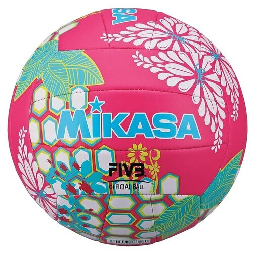 Мяч для пляжного волейбола Mikasa №5 м/ш Vxs-hs 1