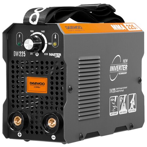 Сварочный аппарат инверторного типа Daewoo Power Products DW 225 MMA