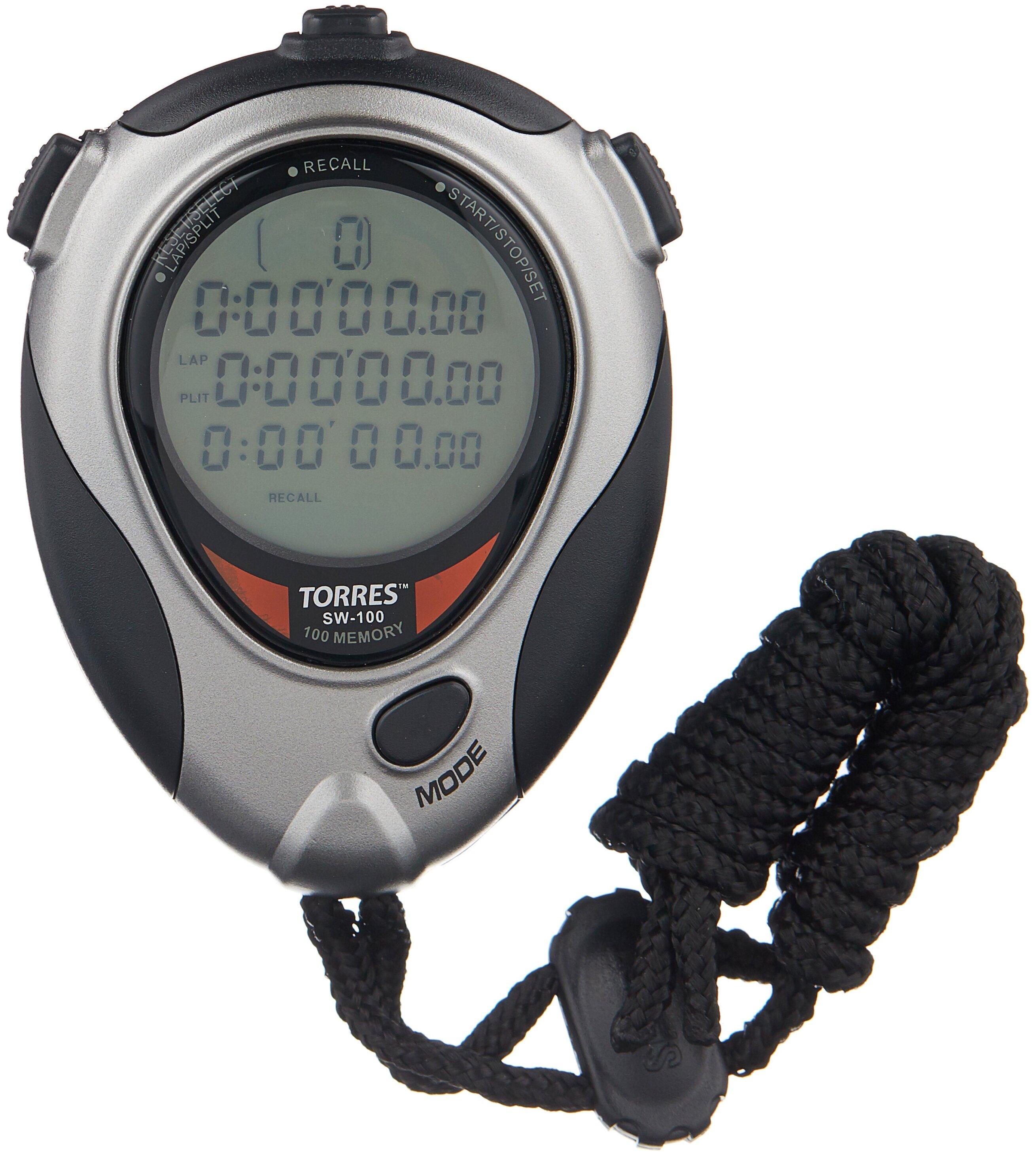 Электронный секундомер TORRES SW-100