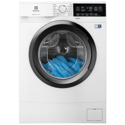 Стиральная машина Electrolux PerfectCare 600 EW6S3R06S стиральная машина electrolux perfectcare 800 ew8f1r48b