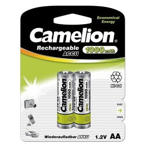 Фото - Аккумулятор бытовой Camelion R6 AA BL2 NI-CD 1000mAh 2 шт way ahead 2 pupil s book cd rom