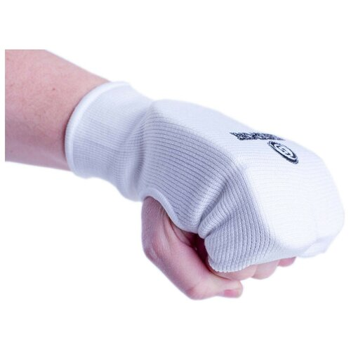 Фото - Накладки на руки для единоборств BS, трикотаж/пена BS-з23 (белый, р. S) носки balaclava bs белый 36 38