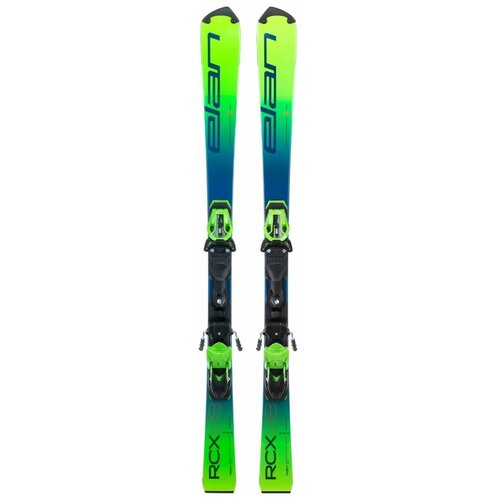 Горные лыжи детские без креплений Elan RCX Race Plate (20/21), 128 см