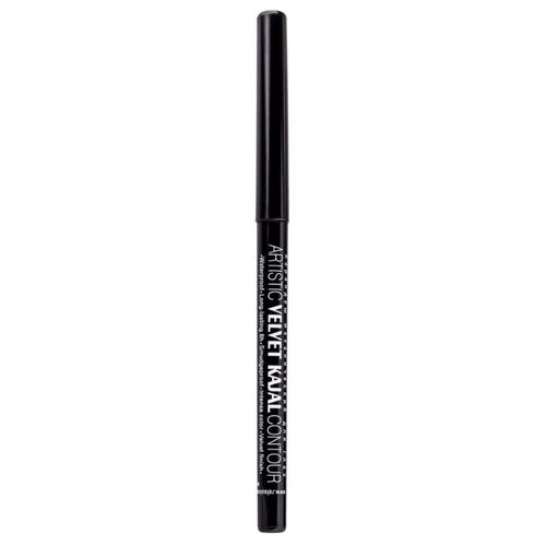 Купить Relouis карандаш механический для глаз Artistic Velvet Kajal Contour, оттенок 01 черный