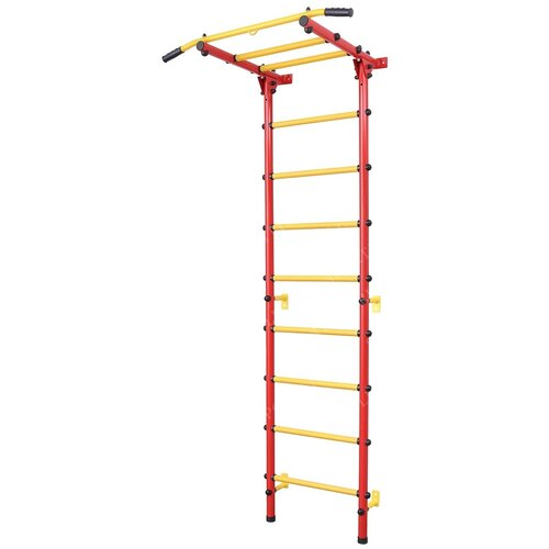 Купить Шведская стенка SportLim DS-12A, красный, Игровые и спортивные комплексы и горки