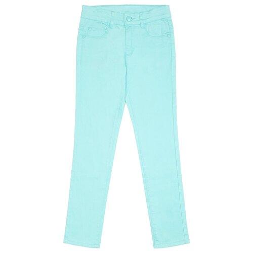 платье для девочки acoola pomelo цвет голубой 20220200368 400 размер 104 Брюки Acoola 21603210 размер 104, бирюзовый