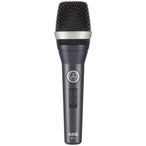 Микрофон AKG D5 S, dark stage blue