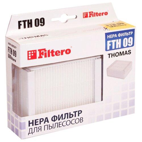 фильтр filtero fth 09 tms Filtero HEPA-фильтр FTH 09 1 шт.