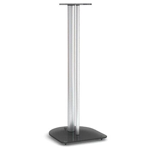 Стойки под акустику Металлдизайн (Metaldesign) MD 203-900 дымчатое стекло-хром