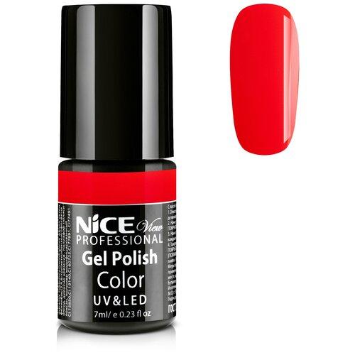 Купить Гель-лак для ногтей Nice View UV&LED, 7 мл, R-40