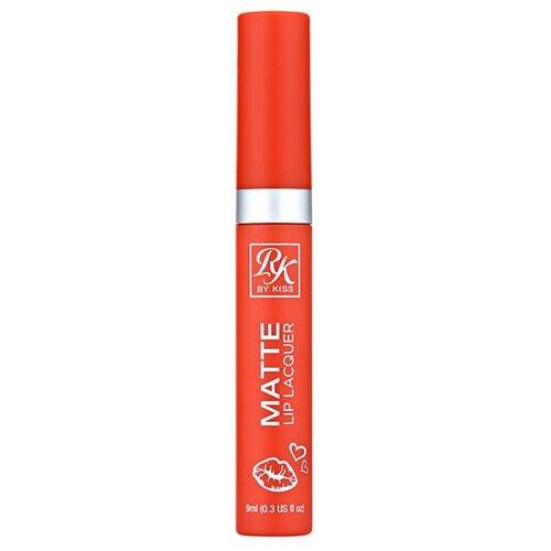 Ruby Kisses лак для губ Matte Lip Lacquer матовый, RML06 Crush
