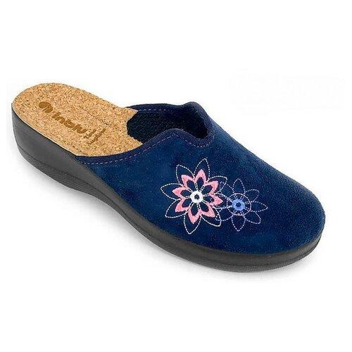 Тапочки Inblu синий 36