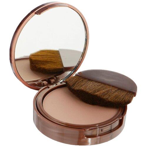 Eva Mosaic Пудра компактная бронзирующая 01 коричневый