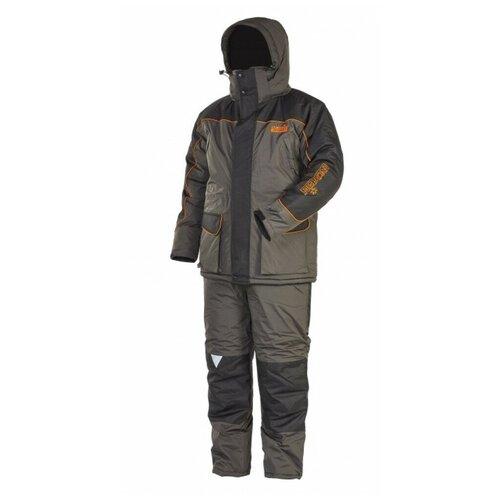 Костюм зимний NORFIN Atlantis+ серый XXL костюм зимний norfin hunting north staidness xxl