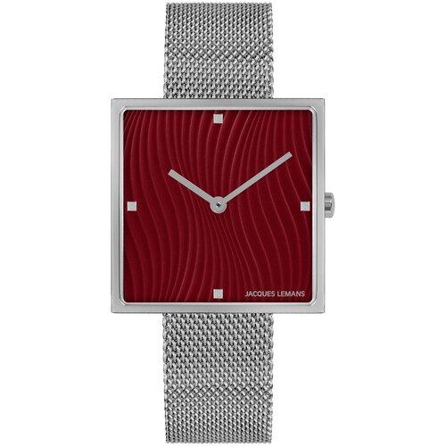 Фото - Наручные часы JACQUES LEMANS 1-2094B наручные часы jacques lemans 1 2068b