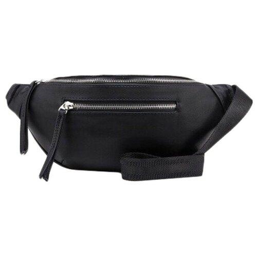 сумка на пояс женская dimanche регби цвет черный 231 1f Сумка женская на пояс Slavia S-1087-777-01