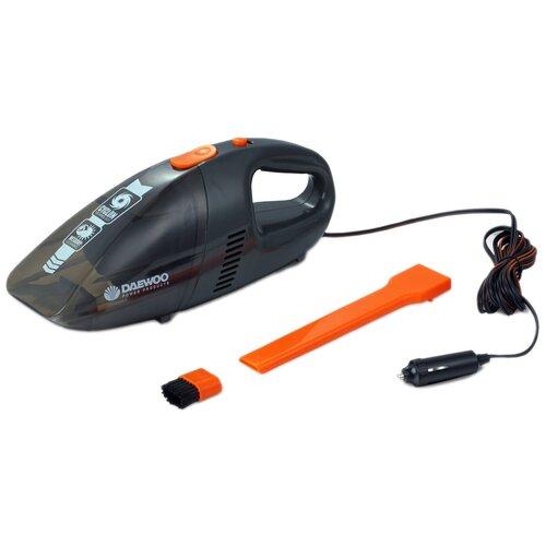 Фото - Пылесос автомобильный Daewoo Power Products DAVC100, черный/оранжевый пылесос автомобильный daewoo power products davc100 черный оранжевый