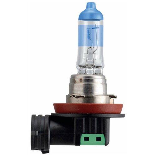 Лампа автомобильная галогенная Philips WhiteVision 12362WHVB1 H11 55W 1 шт.