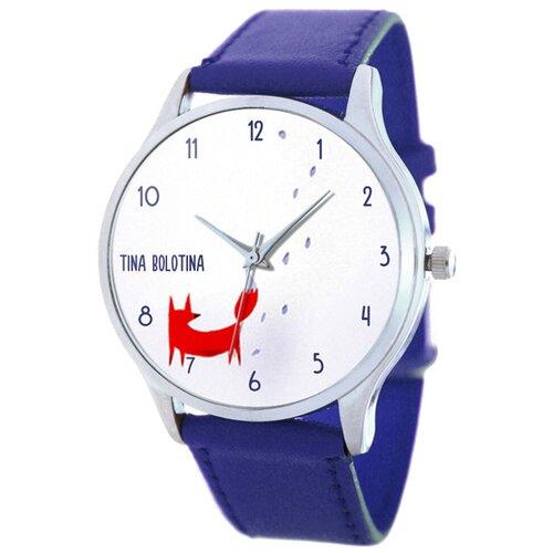 блокнот tina bolotina самой прекрасной blok 035 80 листов Наручные часы TINA BOLOTINA Лисичка Extra