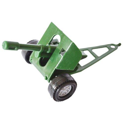 Купить Пушка Форма Патриот (С-104-Ф), 12 см, зеленый, Машинки и техника