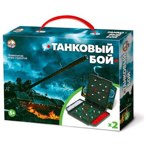 Настольная игра Десятое королевство Танковый бой мини 02154