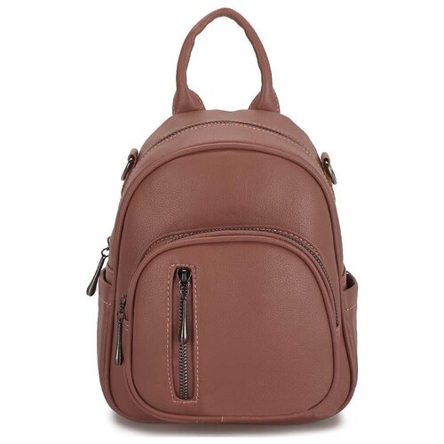 Маленькая женская сумка-рюкзак «Инса» 1255 Purple
