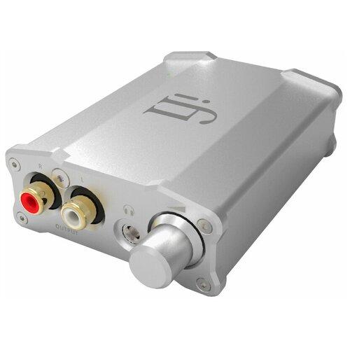 Усилитель для наушников iFi nano iDSD silver