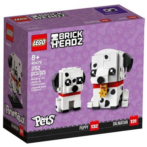 Конструктор LEGO BrickHeadz 40479 Далматинец