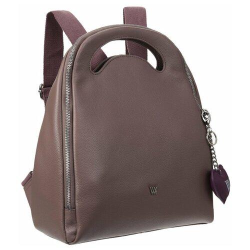 Рюкзак-сумка женский Vera Victoria Vito, 38-900-12 коричневый