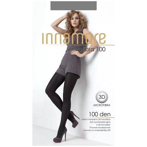 Колготки Innamore Microfibra, 100 den, размер 4-L, grigio (серый)