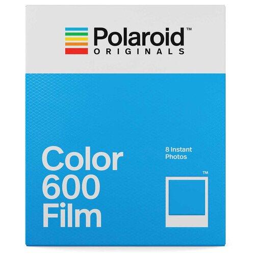 Фото - Картридж для моментальной фотографии Polaroid Color Film 600/636 классика, 1 шт. картридж polaroid duochrome film 600 black