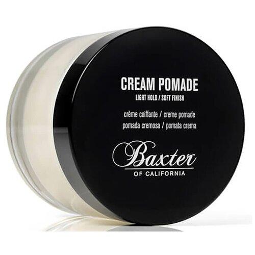 Baxter of California Помада для укладки волос Cream Pomade, слабая фиксация, 60 мл stephen baxter proxima