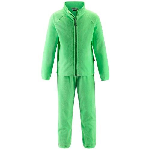 Комплект термобелья Lassie 726700, размер 110, 8140 зеленый