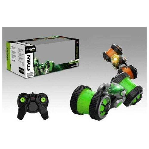 Купить Машинка р/у, световые эффекты, 46х22х18 см, Junfa toys, Радиоуправляемые игрушки