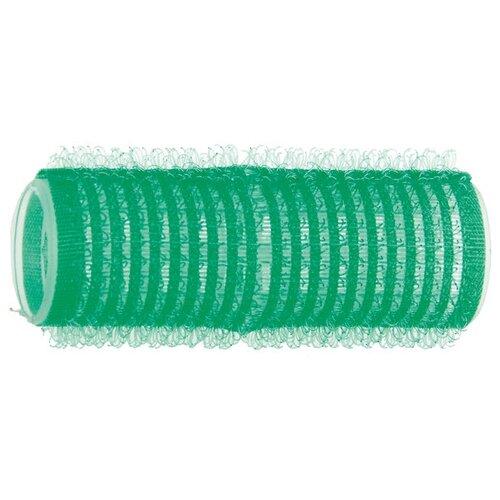 Фото - Бигуди-липучки DEWAL,зеленые d 20мм 12шт/уп DEWAL MR-R-VTR8 бигуди бумеранги dewal оранжевые d18ммх150мм 10 шт уп dewal mr bum18150