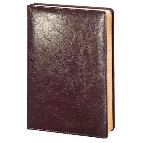Купить Ежедневник InFolio бордо, твердый переплет, А5, 160 листов, Challenge (I504d/bordo), Ежедневники