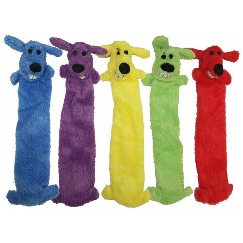 Multipet Игрушка Собака полая большая, 2 пищалки (46 см), Multipet 12-47741