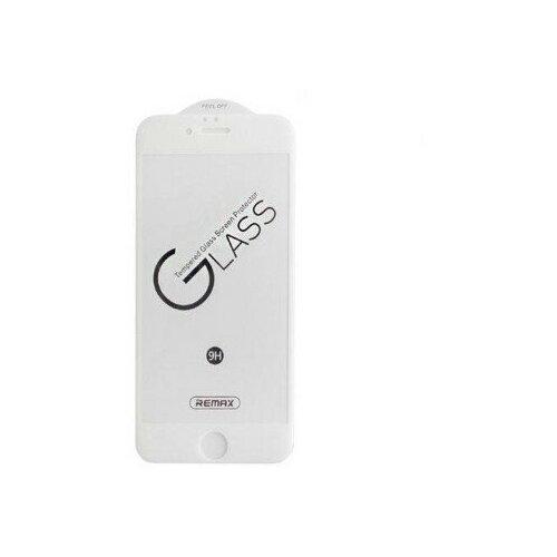 Защитное стекло REMAX GL-27 Medicine Glass для iPhone 6+/6s+, белый, Asahi glass