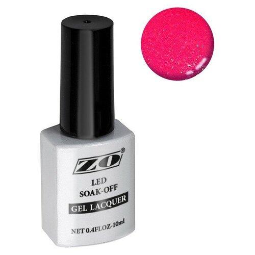Купить Гель-лак для ногтей ZO mGL, 10 мл, 262 насыщенный малиновый шиммер