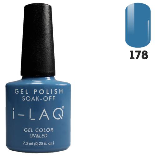 Фото - Гель-лак для ногтей I-LAQ Gel Color, 7.3 мл, 178 i laq гель лак 020