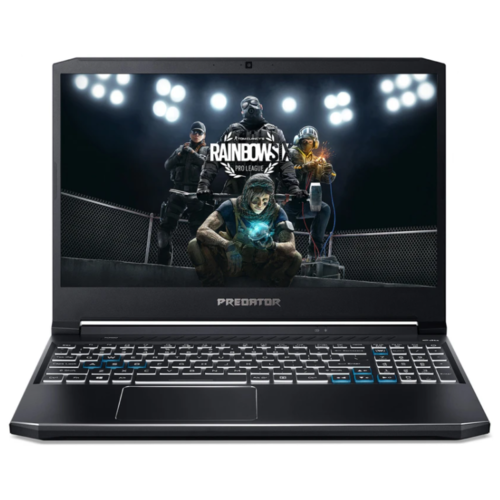 "Ноутбук Acer Predator Helios 300 PH315-53-7358 (Intel Core i7 10870H 2200MHz/15.6""/1920x1080/16GB/1024Gb SSD/NVIDIA GeForce RTX 3070 8GB/Windows 10 Home) NH.QATER.004 черный"
