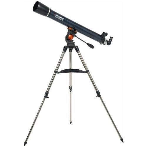 Телескоп Celestron AstroMaster 90 AZ синий/серебристый