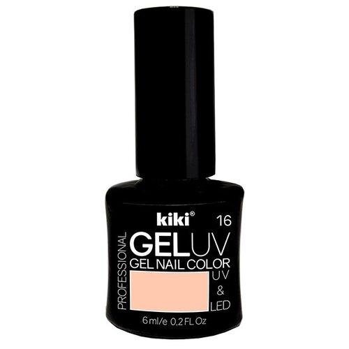 Купить Гель-лак для ногтей Kiki GEL UV&LED, 6 мл, 16