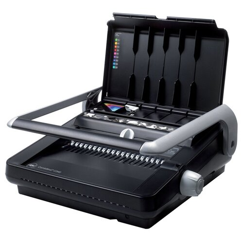 Механический брошюровщик GBC CombBind C340 черный